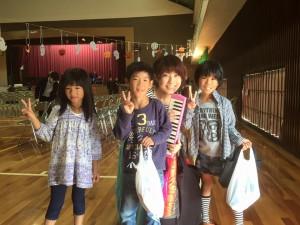特別支援学校の学習発表会、野村高校文化祭