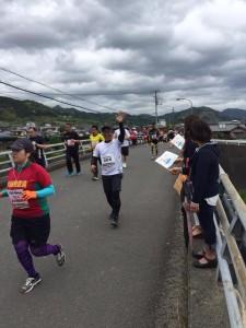 朝霧湖マラソン大会-2