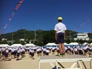 野村小の運動会